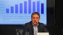 Nicolás Dujovne evitó dar un pronóstico de inflación para este año