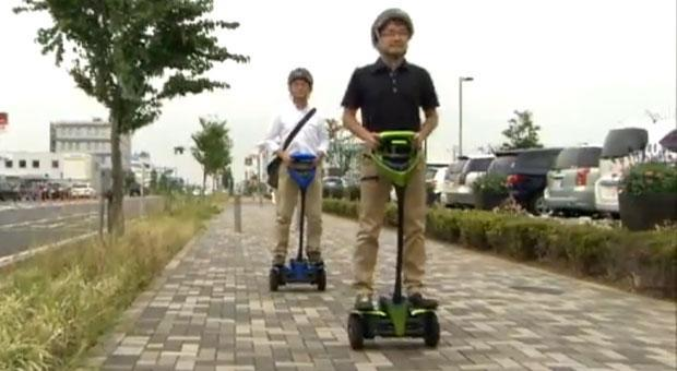 Toyota begins public testing of its Segway killer, reminds us Segway was a thing (video)