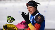 Evi Sachenbacher-Stehle sent home after testing positive in Sochi
