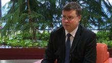 Crisis en Alemania no detendrá reformas de Eurozona