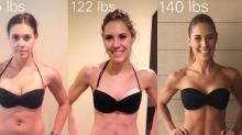 These Unbelievable Before And After Photos Prove That The Number On The Scale Means Nothing