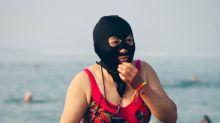 Meet the Facekini Women of China's Beaches
