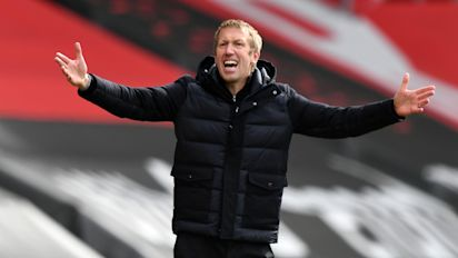 Graham Potter preparing Brighton for tough assignment at in-form Chelsea