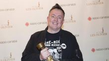 Quebec comic Mike Ward in court defending joke about disabled singer