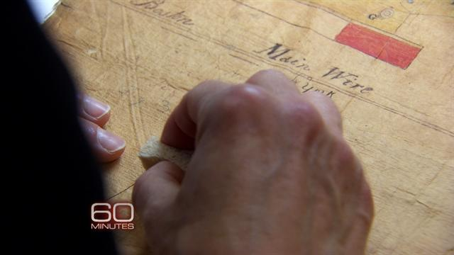 Historical treasures missing from National Archives