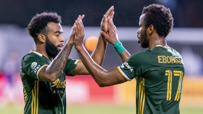 Pair of USMNT prospects leading Timbers