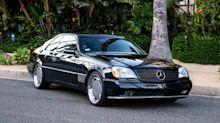 La Mercedes-Benz S600 de Michael Jordan à vendre !