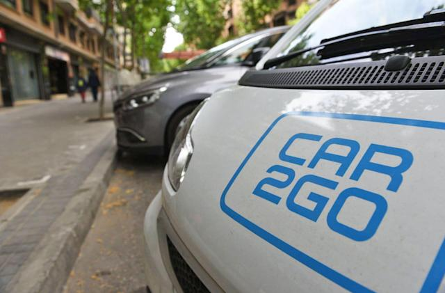 Car2go will shut down in North America by February 29th, 2020