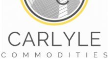 Carlyle Announces Share Issuances to Consultants