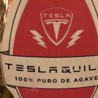 Elon Musk's 'Teslaquila' takes a shot from the tequila industry