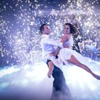 'Strictly Come Dancing' stars in tears as they pay tribute to Caroline Flack in special show