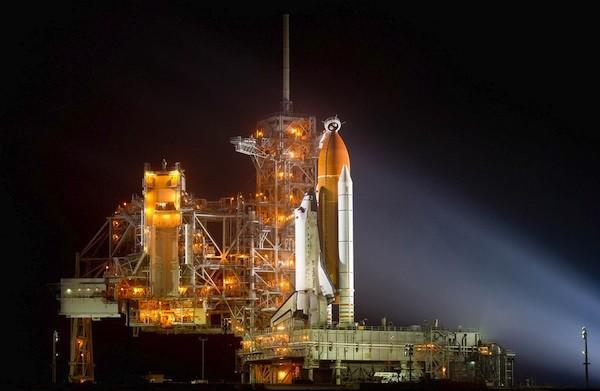 Space Shuttle Discovery launches at 4:50PM ET today with Robonaut 2 on board