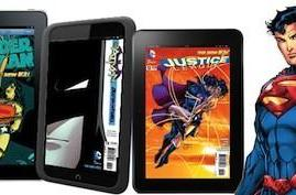 DC Comics' entire lineup released to iBookstore