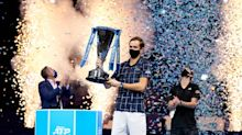 Simple as 1-2-3: Medvedev tops Thiem for ATP Finals title