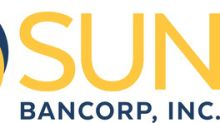 Sun Bancorp, Inc. Announces Second Quarter Net Income of $1.5 Million, or $0.08 per Diluted Share; Board of Directors Declares Quarterly Dividend of $0.01