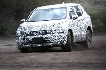 大改款Mitsubishi Outlander即將到來,更強悍的越野能力是一大亮點!
