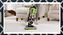 'This actually works': Bissell's Pet Eraser Vacuum has more than 1,900 reviews on Amazon - and it's on sale