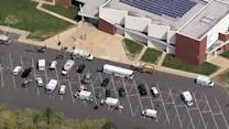 Students returning after NJ high school evacuated for fumes
