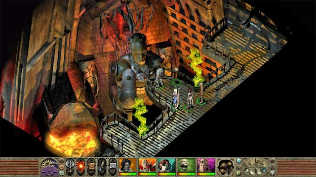 'Planescape: Torment' remaster arrives on April 11th