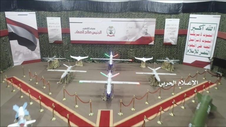 Houthis launch drone attacks on Saudi Arabia's airbase, airports