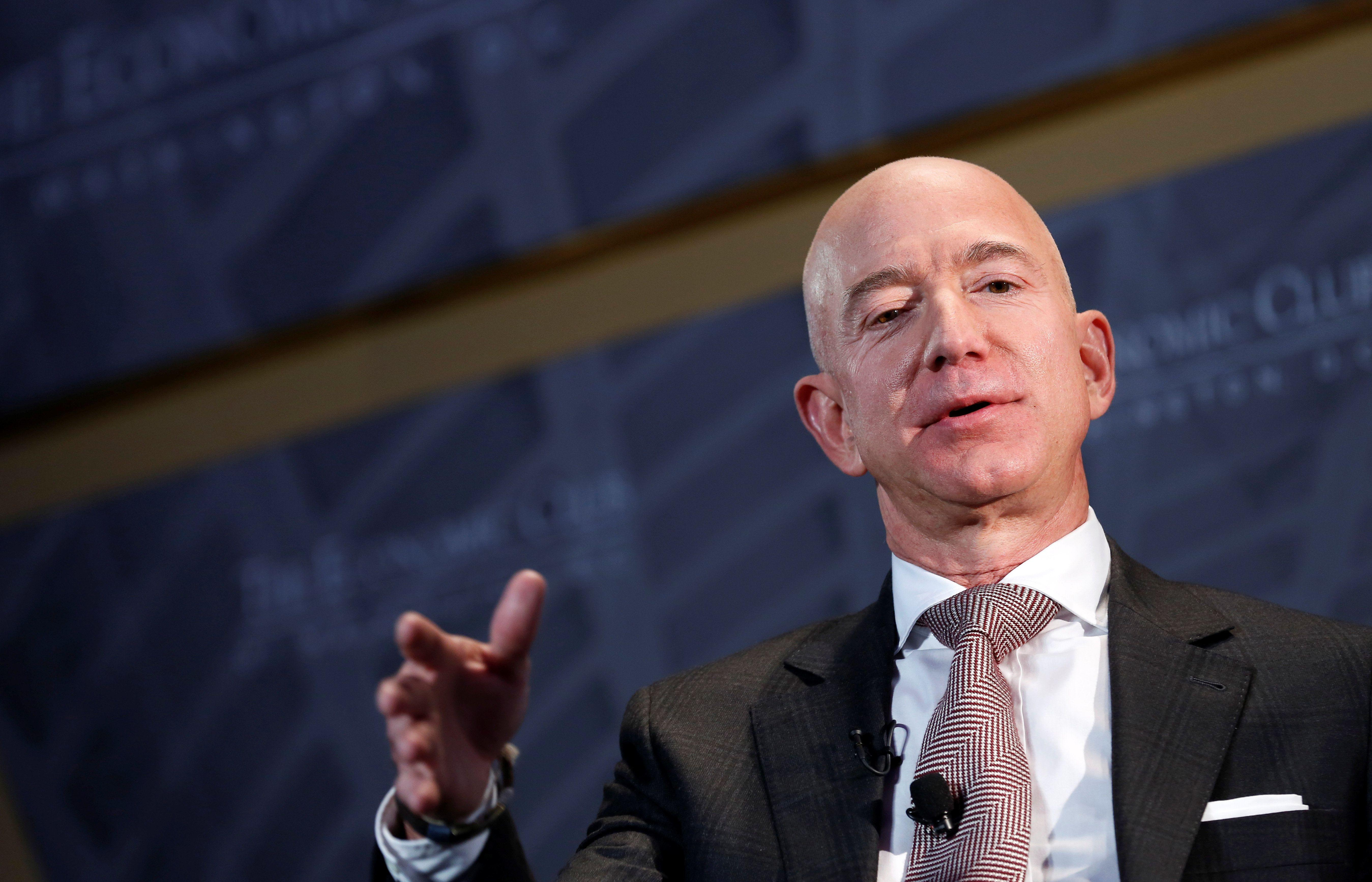 Former Aetna CEO: Watch what Jeff Bezos is doing in health care