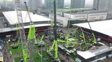 Zoomlion Wows at bauma China 2020 Exhibition with Launch of Next-Gen Intelligent Construction Machinery Securing Over $US3 Billion in Orders
