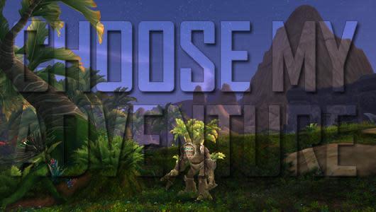 Choose My Adventure: On autopilot in World of Warcraft