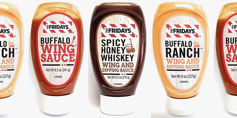 Best Bottled Bbq Sauce 2020 TGI Fridays Has Bottled Its Sauces for Stores, and Look at That
