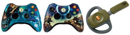 Microsoft gets official with new Halo 3-themed Xbox 360 accessories