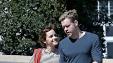 Emma Watson and Chord Overstreet Spotting