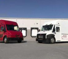 Workhorse Gets Jolt For Zero-Emissions Electric Vans