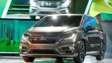 Honda deploys its minivans to transport virus patients
