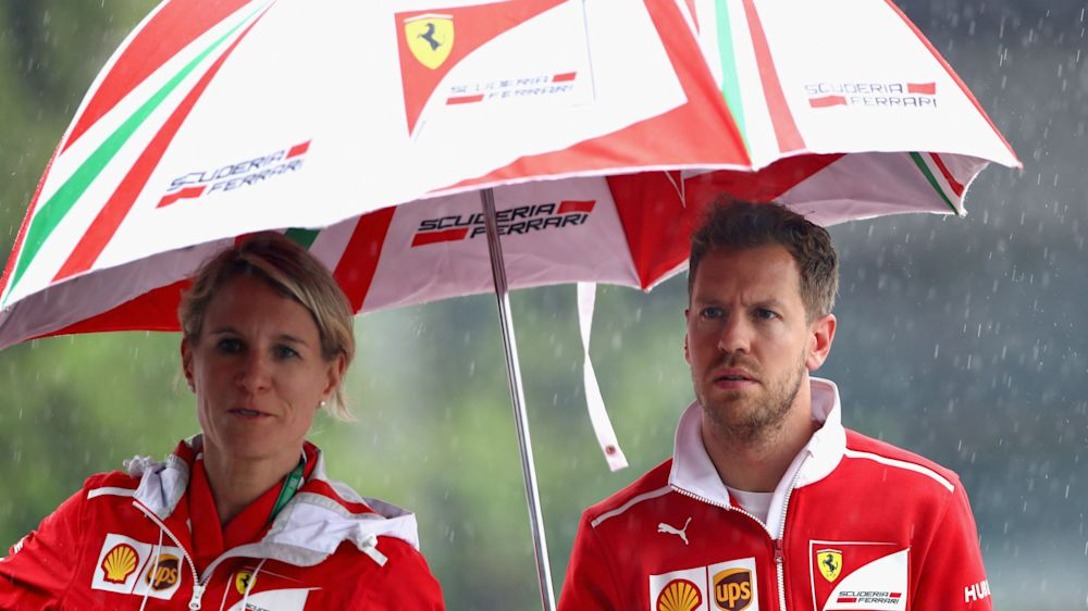 Mercedes 'still the favourite' - Vettel unmoved in Shanghai