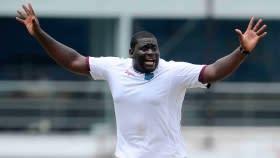 "At 6'6"" & 140 kg, Rahkeem Cornwall Looks to Make Debut vs India"