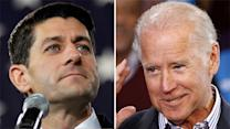 Nation's spending to be focus of Biden vs. Ryan debate