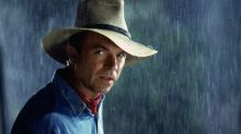 'Jurassic World: Dominion': Sam Neill Is Ready to Film Another Dinosaur Face-Off
