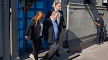 Harvey Weinstein turns himself in to face rape charges