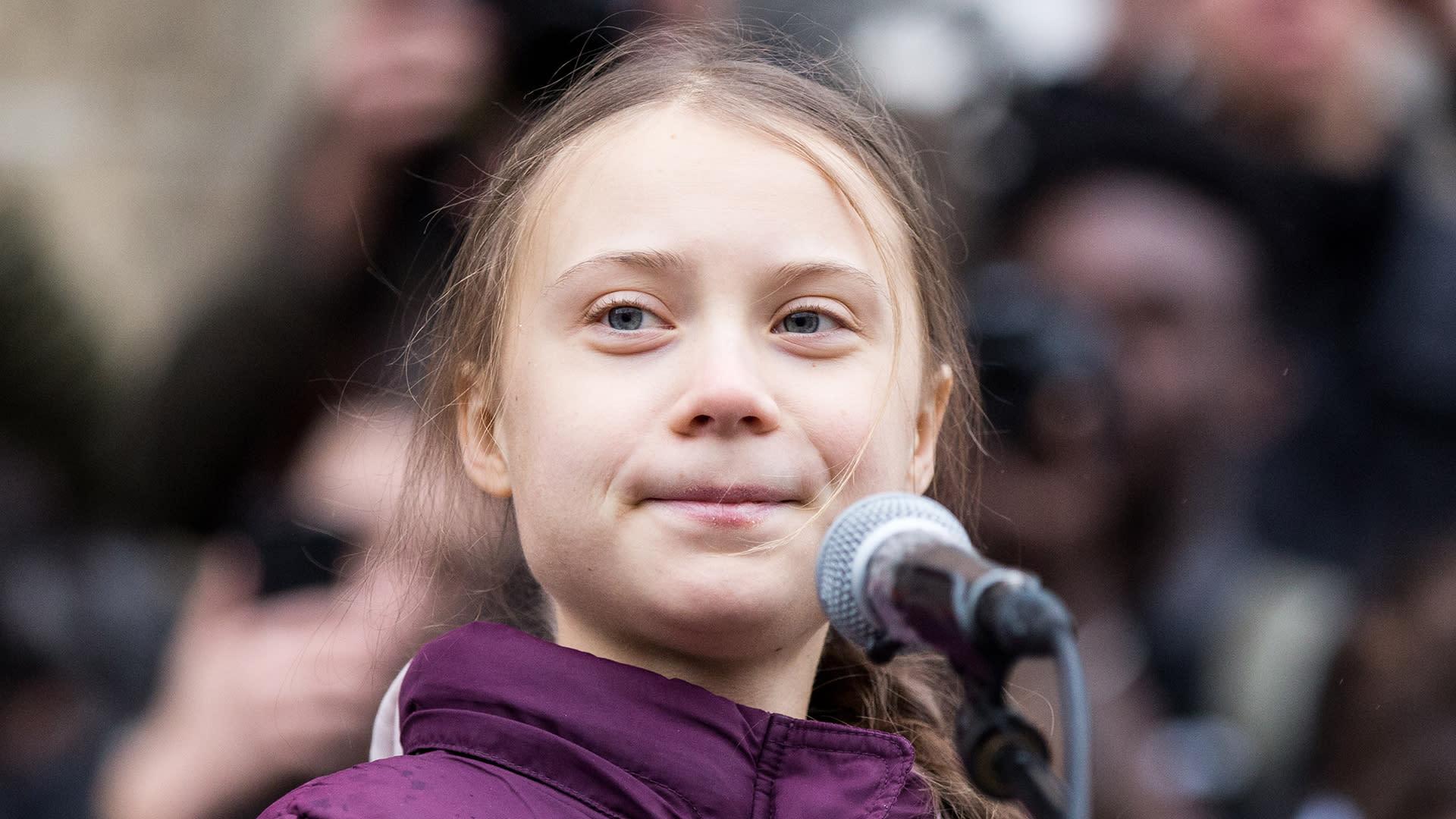 Greta Thunberg Song