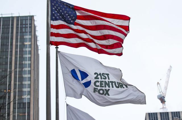 Disney and Fox's $71.3 billion merger gets shareholder approval