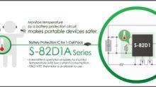 ABLIC stellt die neue S-82D1A-Serie vor, einen Schutz-IC für einzellige Lithium-Ionen-Batterien