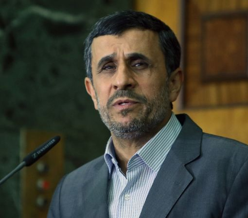 Iran's Ahmadinejad rules out third presidential bid