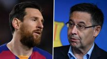 Barcelona presidential candidate Farre to present vote of no confidence against Bartomeu amid Messi exit shock
