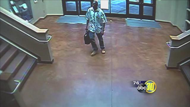 Thief steals $6K worth of electronics from Vang Pao Elementary