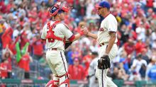 Phillies pitching: Is Andrew Knapp the personal catcher for Zach Eflin?