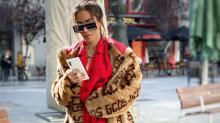 Anitta ostenta look de R$ 23 mil na Espanha: 'Sou artista, amor'