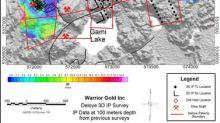 Warrior Gold Provides Exploration Update