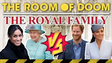 The Crown is back — but how much do you know about the Royal Family? Find out in The Room of Doom!