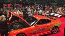 Original Fast & Furious Toyota Supra sells for $185,000