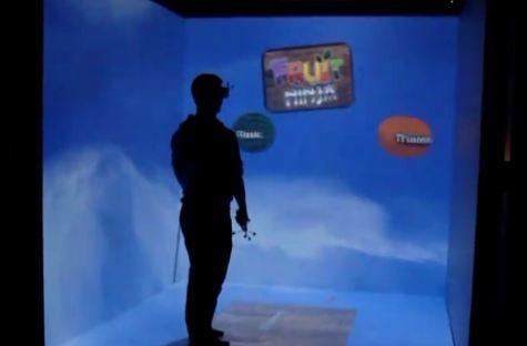 German students make life-sized VR Fruit Ninja, declare war on digital produce (video)