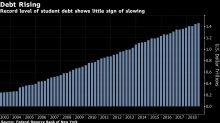 U.S. Student Debt in 'Serious Delinquency'Tops $166 Billion